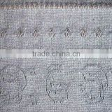 soybean+tencel jacquard knitted textile fabric