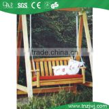 kids single wooden swing, wooden swing design