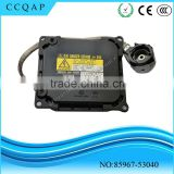Factory price HID xenon headlight ballast ECU denso computer control module OEM 85967-53040 for Toyota