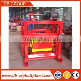 manual low cost hot sale concrete cement hollow block machine