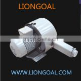 High pressure Die casting aluminum Liongoal blower 2 LG720H27 for Glass cutting and washing machine