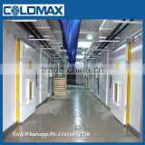 vegetable/fruit/flower/food/meat/fish cold storage refrigeration unit/ build cold room(10-10000square meter)