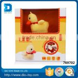 2016 Wholesale IR 4CH plastic yellow duck toy universal remote control toy with lights and music