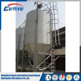 Galvanized Poultry Farm Equipments Chicken Feeder For Steel Silo