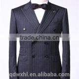 Bespoke classic gentlemenly morning suit with long tail