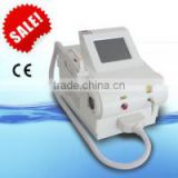 2016 hot selling IPL facial epilator beauty & personal careshr ipl beast machine permanent hair removal with nd yag laser