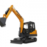 Haitui HE65   Crawler  excavator/excavators/small excavators/machinery/machines/earthmoving equipment