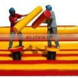 2013 Inflatable gladiator games