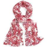 Latest Trendy 100% Viscose Woven Pashmina Printed Shawl for Promotion & Retail Sale