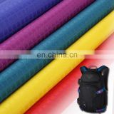 Functional 75d nylon ripstop fabric with virous colors in stock