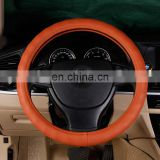 Microfiber Leather Automotive Steering Wheel Cover