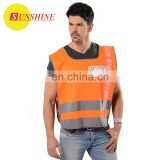 New design Reflective cheap Safety fashion vest