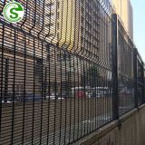 Grey high security fencing export to Johannesburg South Africa