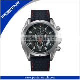 Movement Automatic Chronograph Watch 3ATM Waterproof Japan Movt Quartz Watch