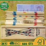 costomized wooden mikado bamboo sticks game for children                                                                         Quality Choice