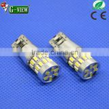 Sider Marker Width Lamp Gauge Bulbs interior lamp T10 30smd 3014 canbus car led light error free