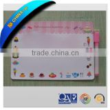 soft paper whiteboard magnetic sticker
