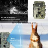 Manufacturer Newly FHD 12MP IR Trail Camera Waterproof Trail Camera With 3 Infrared Sensor