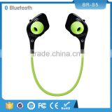2015 hot sell Sports Stereo wireless radio function bluetooth headset with Mic hand free for Samsung LG phone