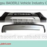 Car accessories Front and rear Bumper for MITSUBISHI ASX