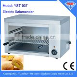 Professional factory for stainless steel hanging type commercial electric salamander ovens