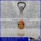 creative cheap bulk wholesale acrylic wedding favor souvenir bottle opener