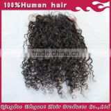 New Style Best Quality Kinky Curly Human Hair Lace Frontal Piece With Reasonable Price                                                                         Quality Choice