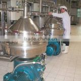 Milk Clarifier For Milk Clarification/Cream Separator
