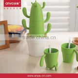 D669 Hot selling Home Decoration Cactus Shape Novelty Coffee Mugs