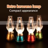 Top grade acrylic lampshade 0.4w dimming knob led candle lights with battery                                                                         Quality Choice