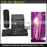 stage effect equipment manufacture hot sell DMX 512 co2 jet machine, 8m spray distance powerful co2 jet