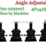 4PCS/Set co2 jet machine 4units together connect stage new co2 dmx machine best for disco dj