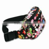 Travel Bum Bag Security Safe Travel Money Waist Belt Wall Bags Fashion Fanny Pack Wholesale
