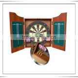 Custom Dartboard Cabinet with 18'' dartboard