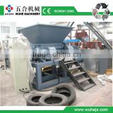 good quality strong tire cutting machine