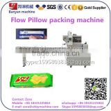China factory price Automatic Cracker / Biscuit sealing Packing machine Machinery