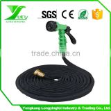 NEW IMPROVE adjustable flexible coolant hose magic hose with aluminum fittings