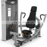 M6301Chest press trainer strength fitness machine fitness gym equipment MAXXUSGE brand made by Hebei Biaohan