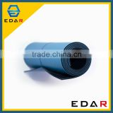 anti static rubber sheet static dissipative surface with a conductive back