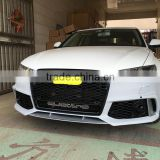 auto bodykit for 2016 AUDI A1 A3 A4 A5 A6 C7 RS6 BODYKIT