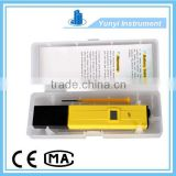 pen type ph meter with lcd display for water, liquid, aquarium, 0.0 - 14.0 pH                                                                         Quality Choice