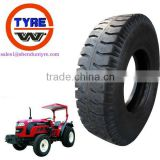 Agricultural tractor bias inner tube tires 7.5-18 factory whole sale prices made in Qingdao