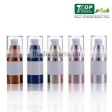 15ml 30ml 50ml Luxury air pump bottle container