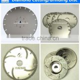 china supplier factory price diamond disc for cutting stone electroplated diamond stone disc