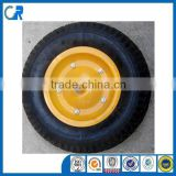 Wheel barrow tire with rim 4.80/ 4.00-8