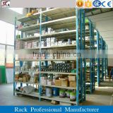 high quality long span warehouse rack shelving system for medical apparatus and instruments