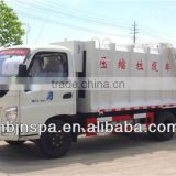 Best price Dongfeng mini garbage truck , 2 ton mini garbage truck