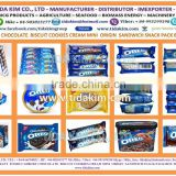 OREO BISCUIT TIDA KIM - OEM PRODUCTION - VIETNAM EXPORTER -MAIN DISTRIBUTOR INDO THAI