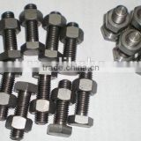 Hello, Bolt and Nut hardware the best quality of China supplier,kinds of DIN931 DIN 933, DIN 931 grade 4.8, 6.8, 8.8