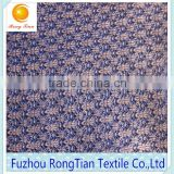 Wholesale 100 nylon jacquard diamond net transparent fabric for dresses